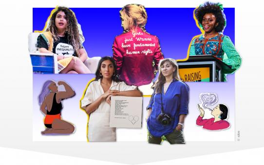 6 Frauen, die uns inspirieren