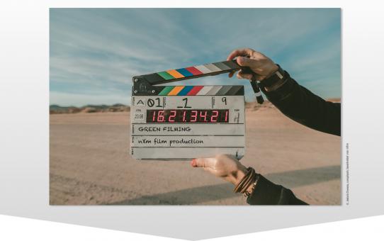 Nachhaltiger Film - Was ist das eigentlich?