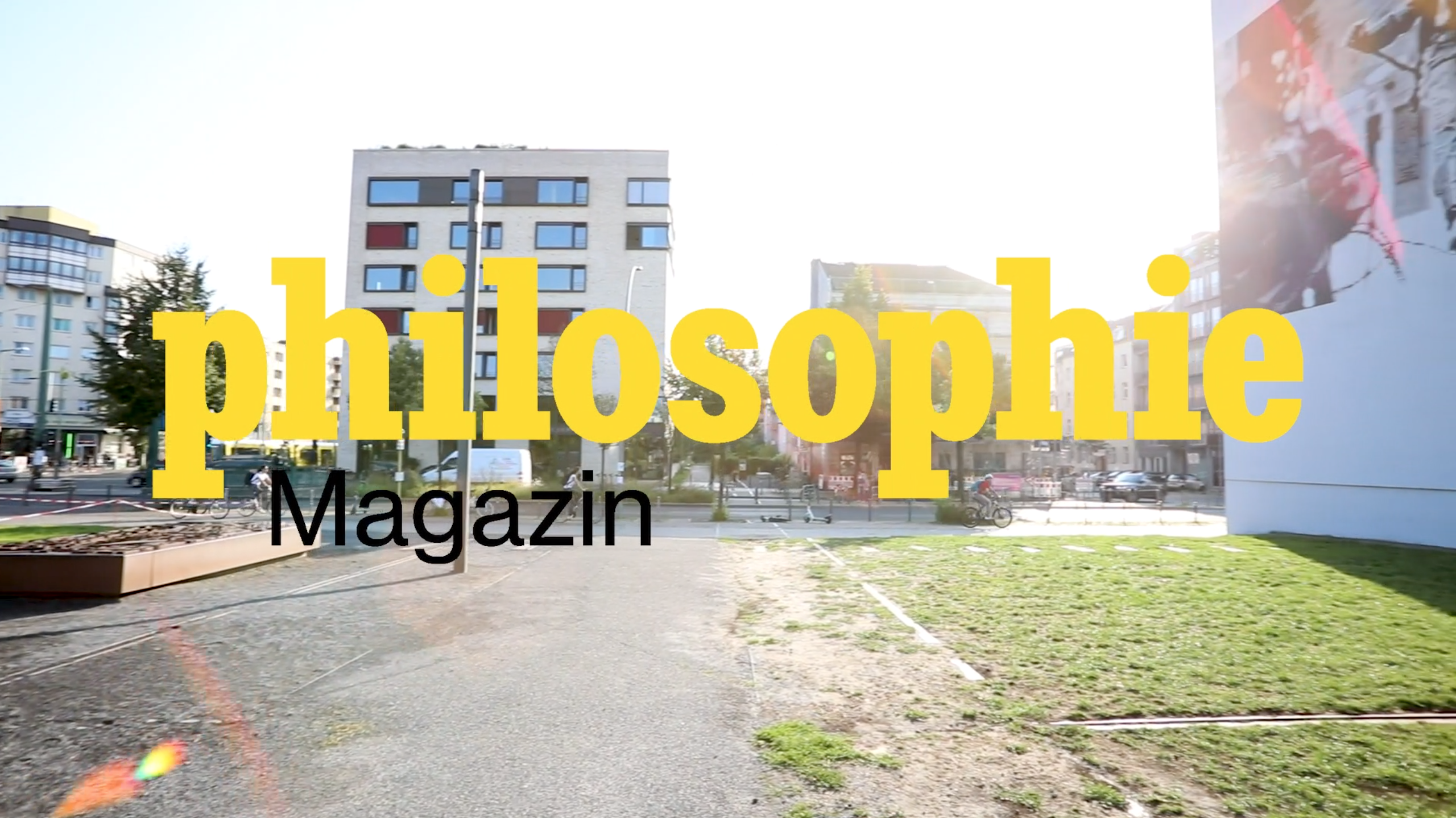 Print Relaunch Philosophie Magazin © nXm film production