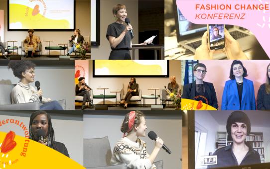 """Fashion Changers Konferenz """"Mode & Verantwortung"""" - Eventvideo"""
