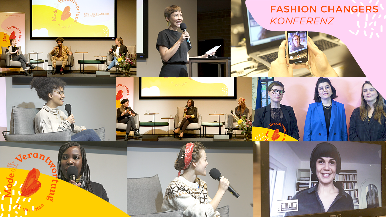 """Impressionen Eventvideo Fashion Changers Konferenz """"Mode & Verantwortung"""""""